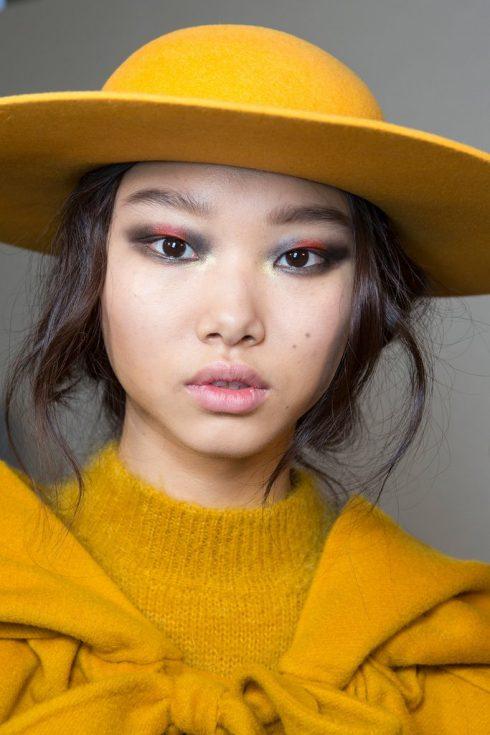 Cảm hứng trang điểm đẹp từ Milan Fashion Week 2017 ELLE VN