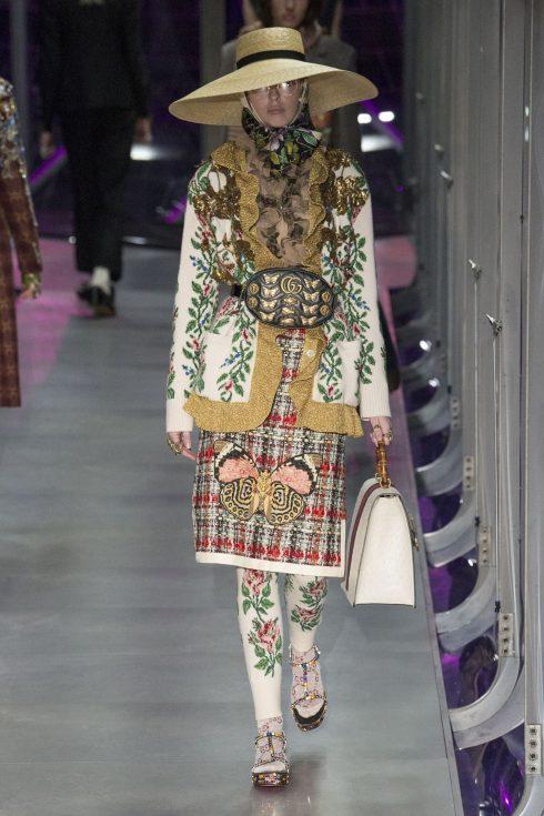 BST Thu-Đông 2017 của Gucci