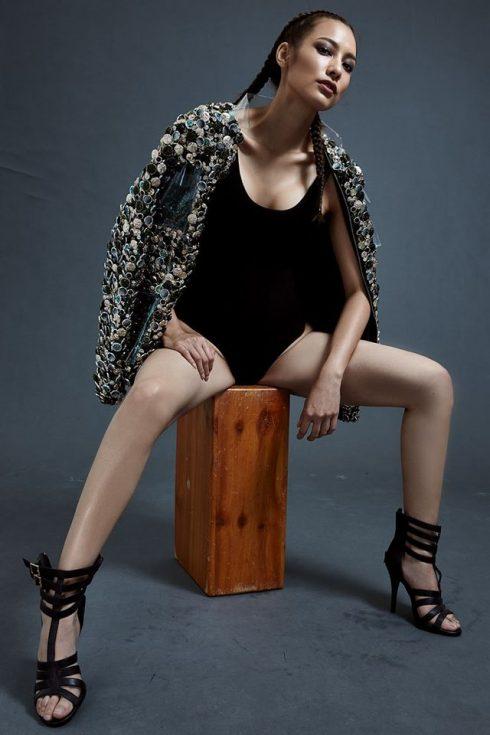 Sự đa dạng trong tạo dáng của người mẫu gốc Việt Lilly Nguyễn
