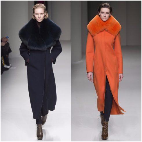 Những chiếc áo khoác cổ lông sang trọng của Salvatore Ferragamo