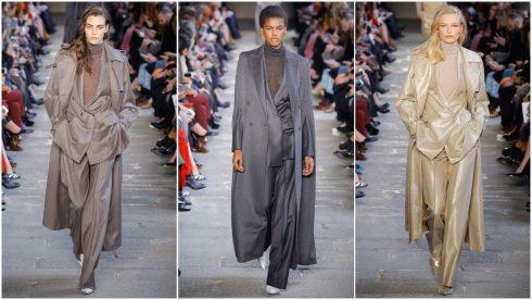 Những chiếc áo khoác mang hơi hướng menswear nhưng vô cùng nữ tính.