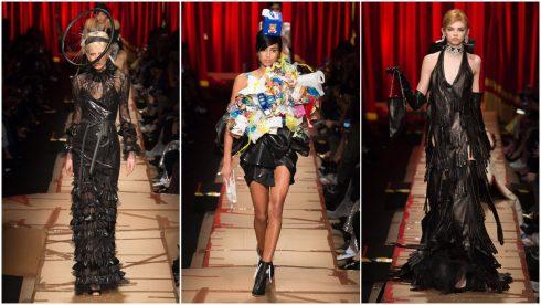 Đỉnh cao của phục trang tái chế