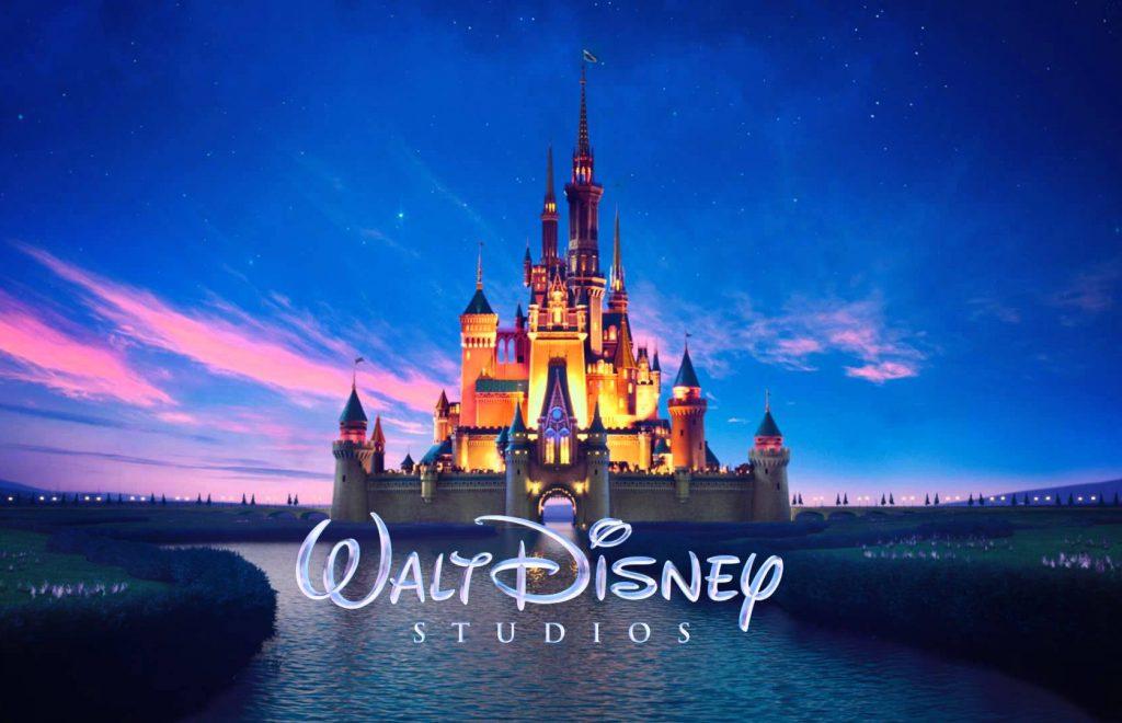 Logo hãng phim Walt Disney.