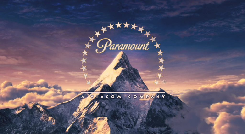 Logo hãng phim Paramount Pictures.