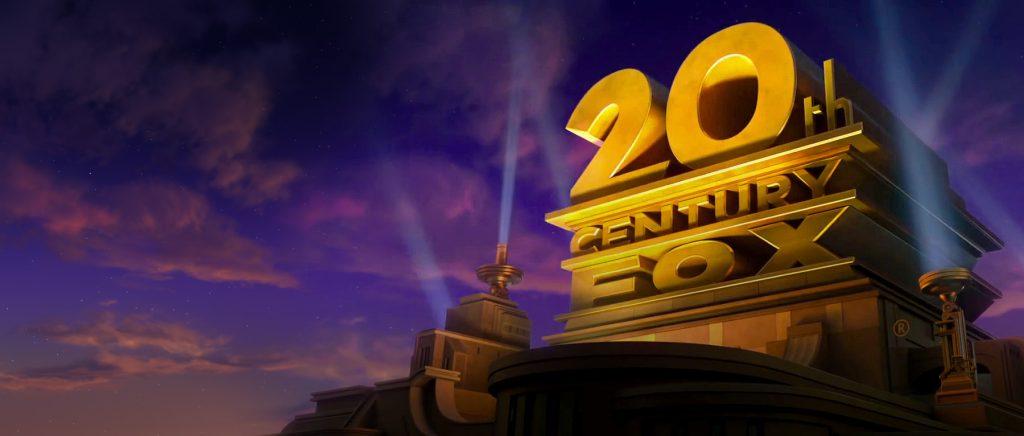 Logo hãng phim 20th Century Fox.