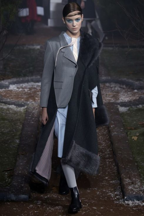 Thom Browne 2016 ready to wear fall collection