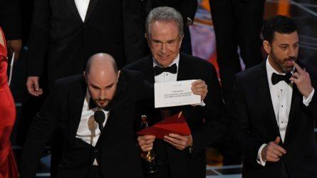 Kết quả trao giải Oscars 2017: MC đọc nhầm tên Bộ phim hay nhất