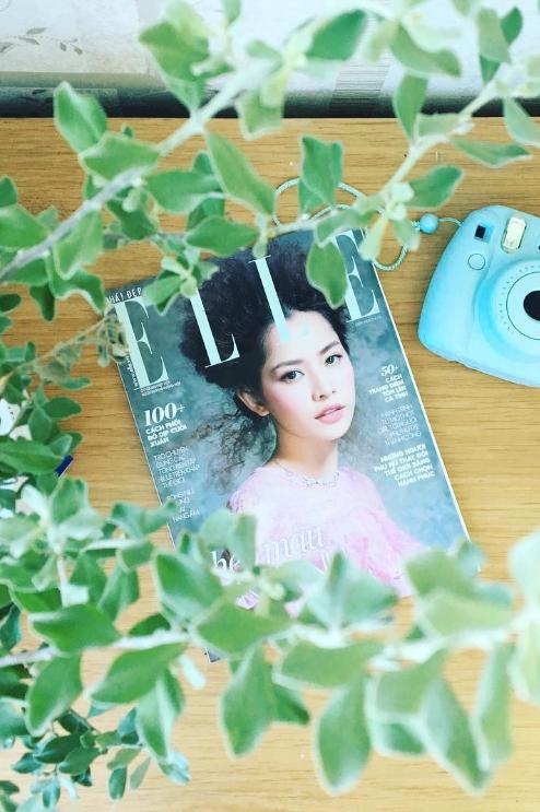 instagram@gonewithrosie - Số báo bìa Chi Pu