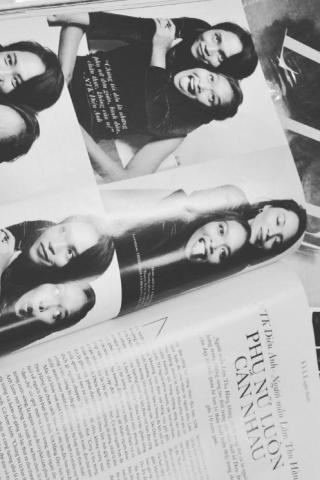 instagram@lamthuhang - Phụ Nữ Luôn Cần Nhau