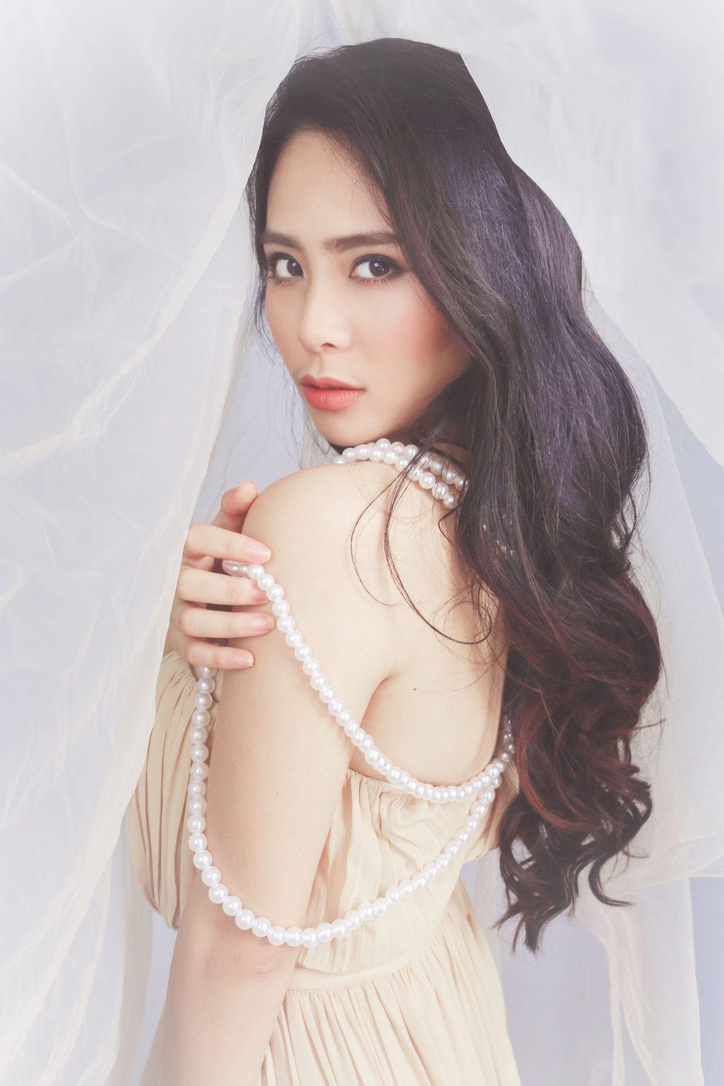 """Từ """"ca nương"""", Kiều Anh trở thành một """"ca - pop"""" đầy cá tính, mà dấu ấn đã được khẳng định tại Giọng hát Việt 2015."""