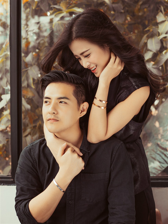 love cartier - dong nhi & ong cao thang - elle vietnam