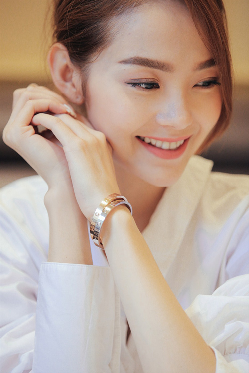 love cartier - thanh hang - elle vietnam