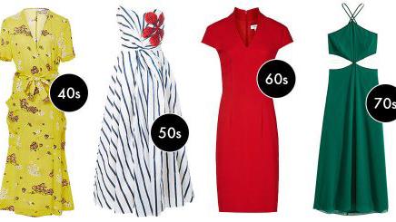 17 kiểu váy Vintage vẫn vẹn nguyên sự cuốn hút tới ngày nay