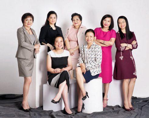 Những người Phụ Nữ Việt Nam quyền lực