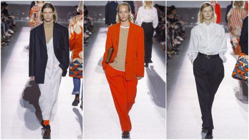 Những thiết kế menswear trở nên nữ tính trong những đường cắt tính tế của Dries Van Noten