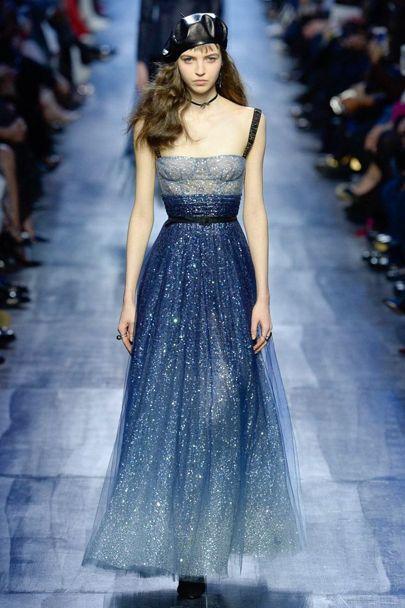 Thiết kế váy chữ A quen thuộc của Maria Grazia Chirui