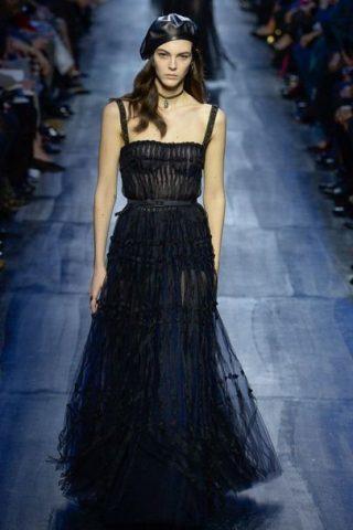 BST của Christian Dior tại Tuần lễ thời trang Paris Thu-Đông 2017