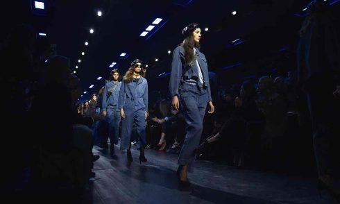 Những thiết kế denim trong BST của Christian Dior