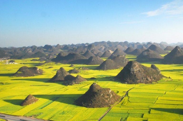 22 anh dep thien nhien - La Binh Trung Quoc - ELLE Viet Nam