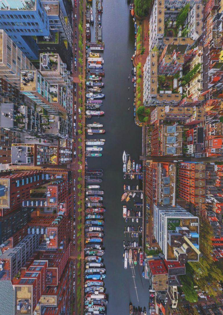 24 anh dep thien nhien - Amsterdam - ELLE Viet Nam