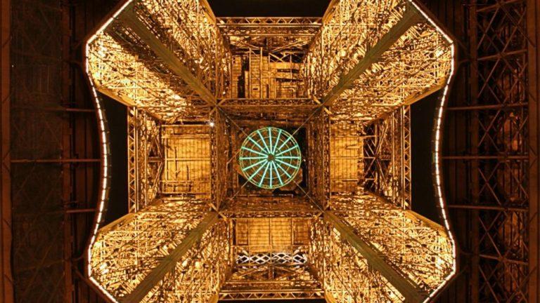 79 anh dep thien nhien - Thap Eiffel - ELLE Viet Nam