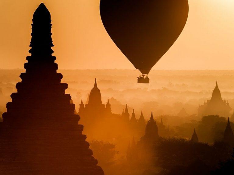 94 anh dep thien nhien - Bagan Myanmar - ELLE Viet Nam