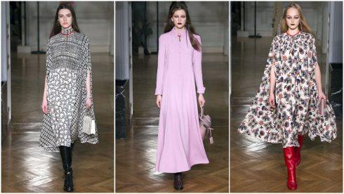 Những chiếc váy bay bổng của Valentino
