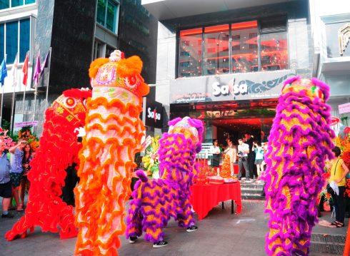 Nhà hàng Salsa - Ẩm thực Mỹ Latin tại phố đi bộ Nguyễn Huệ