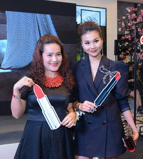 Thương hiệu Givenchy ra mắt Flagship store đầu tiên tại Diamond Plaza