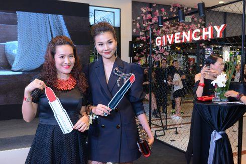 Givenchy ra mắt Flagship store đầu tiên tại Diamond Plaza ELLE VN