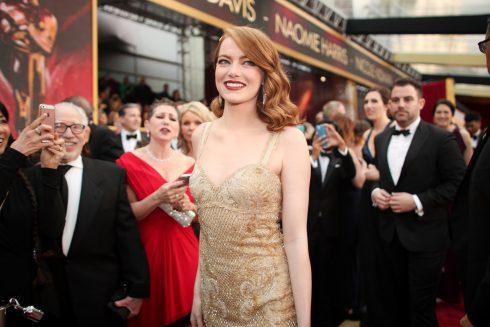 Nữ diễn viên đoạt giải Oscar - Emma Stone - 02