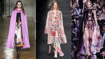 6 xu hướng thời trang đáng chú ý tại Tuần lễ thời trang Paris Thu-Đông 2017