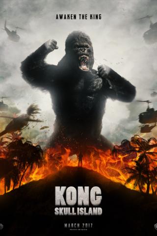Kong: Đảo Đầu Lâu, bom tấn mãn nhãn dành cho số đông