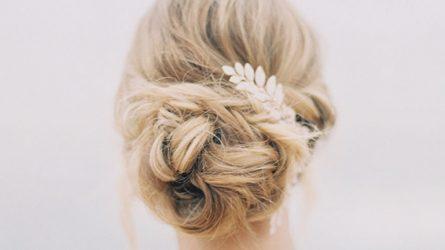 10 kiểu tóc búi và tóc tết đẹp cho cô nàng điệu đà