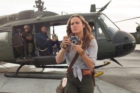 Diễn viên Brie Larson
