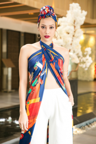 Lilly Nguyễn làm giám khảo The Face mùa 2