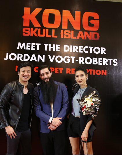 Thanh Bui, Jordan, Kathy Uyen