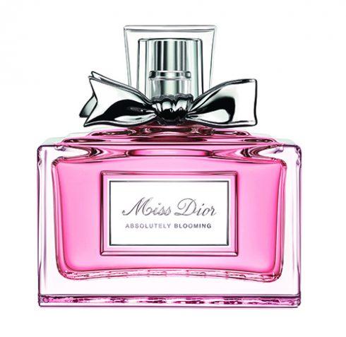 Miss Dior - Những nốt hương của hạnh phúc đâm chồi ELLE VN