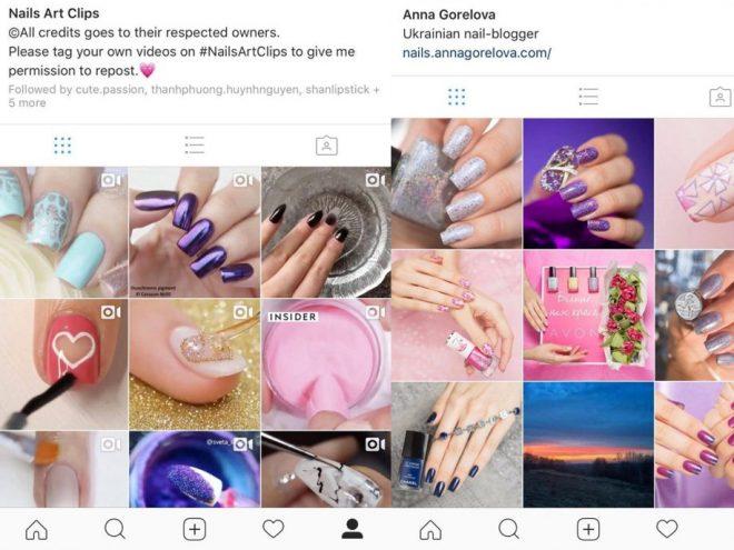 20 tài khoản Instagram dành cho nàng nghiện sơn móng tay