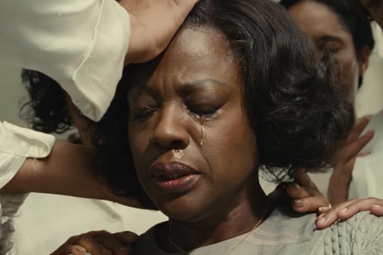 Nữ diễn viên Viola Davis trong phim Fences.