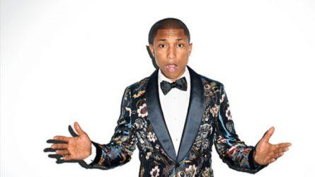 Pharrell Williams, chàng thơ đầu tiên mang túi xách nữ Chanel