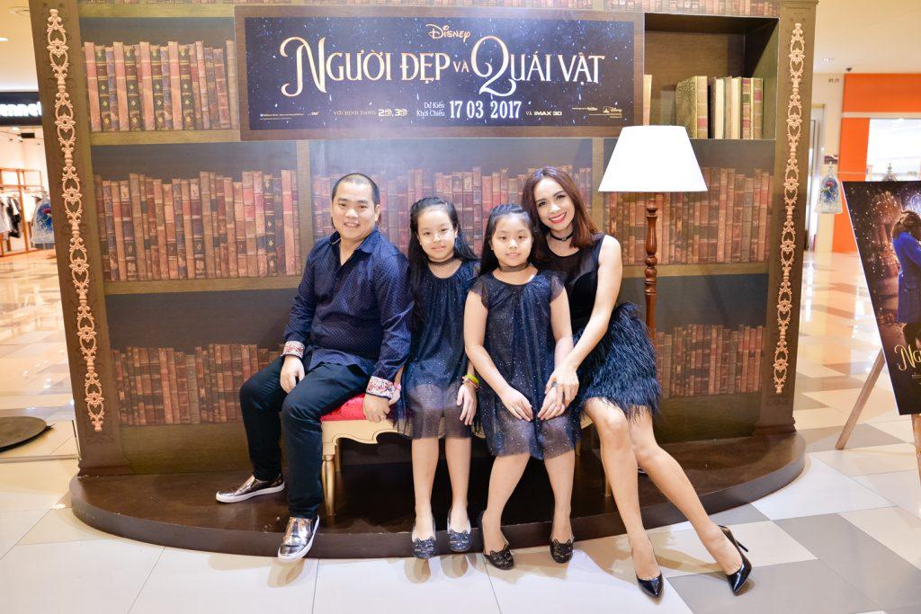 Nguoi Dep va Quai Vat - Minh Khang & Thuy Hanh - elle vietnam 2