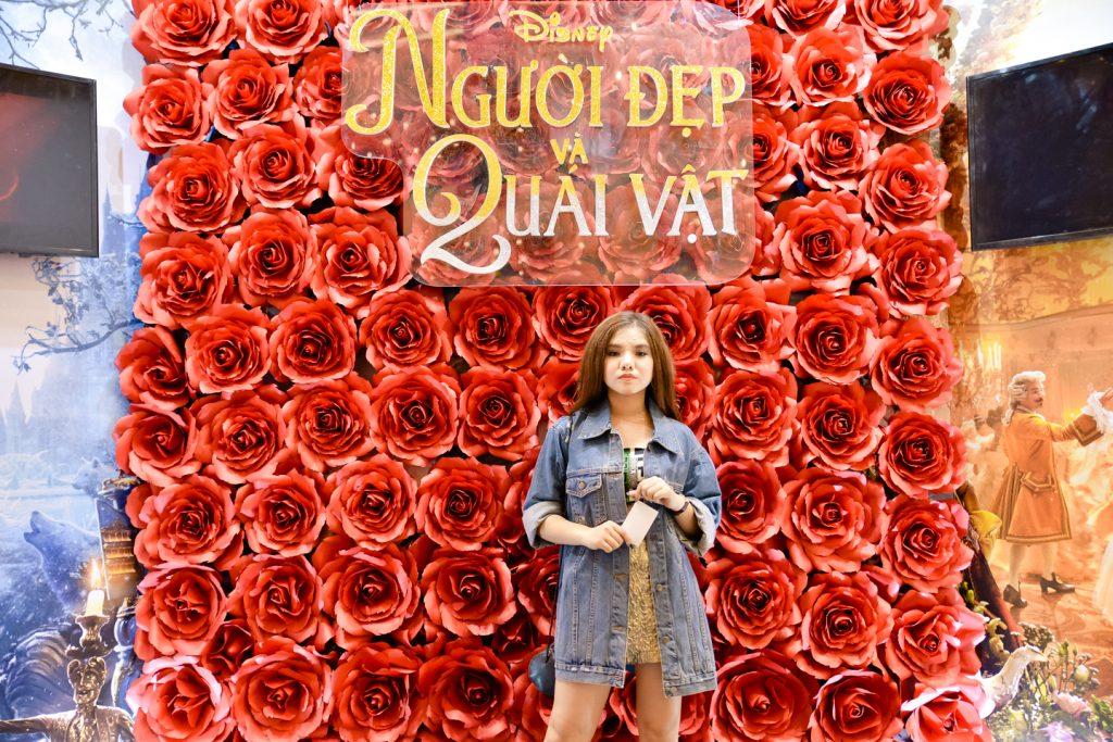 Nguoi Dep va Quai Vat - Minh Thu X Factor - elle vietnam 3