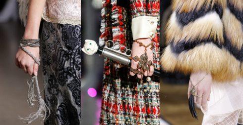 10 xu hướng trang sức tại Tuần lễ thời trang Thu-Đông 2017