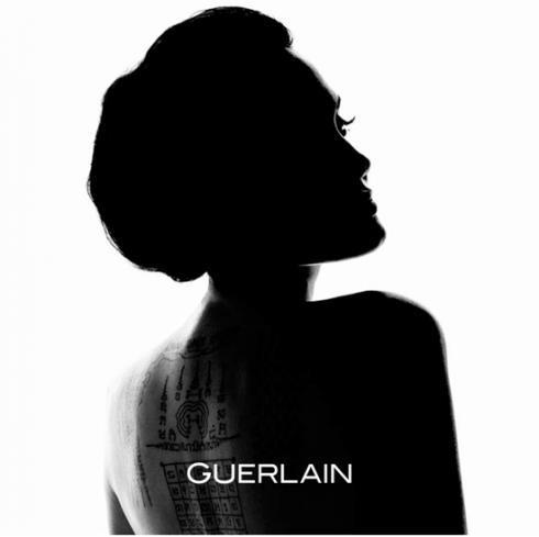 Angelina Joile - Guerlain