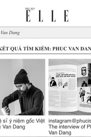 instagram@phucisme - Phuc Van Dang trên ELLE VN