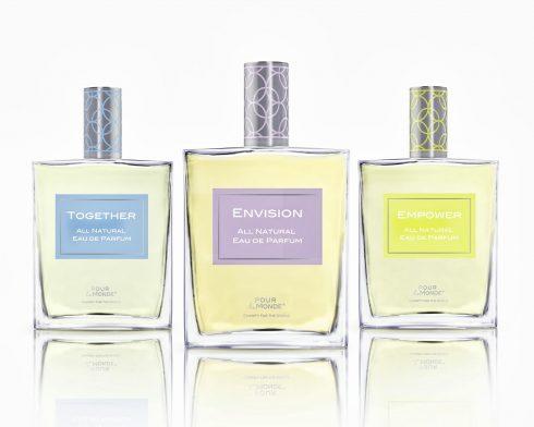 Xu hướng làm đẹp với nước hoa Organic - Pour le Monde