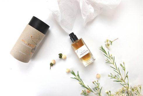 Xu hướng làm đẹp với nước hoa Organic - One Seed