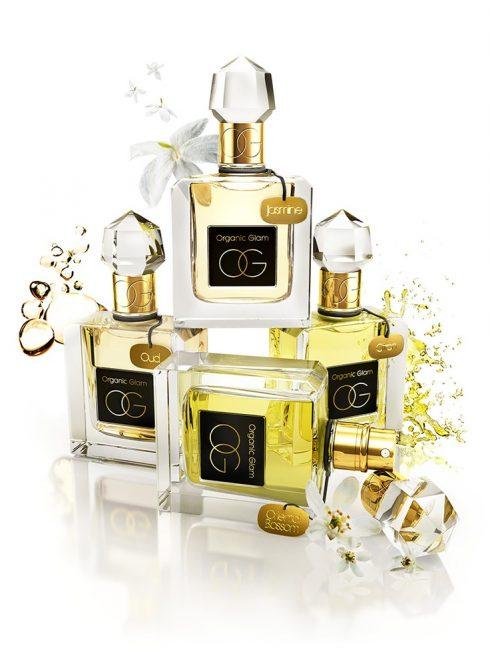 Xu hướng làm đẹp với nước hoa Organic - Organic Glam