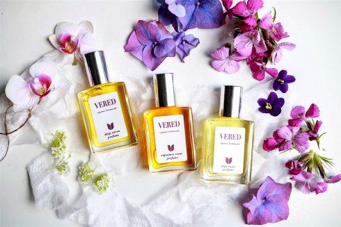 Xu hướng làm đẹp với nước hoa Organic - Vered